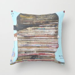 Need A Reality Check Throw Pillow