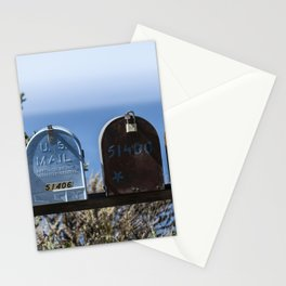 Mailbox Big Sur Mk I Stationery Cards
