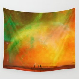 Acid Aftermath Wall Tapestry