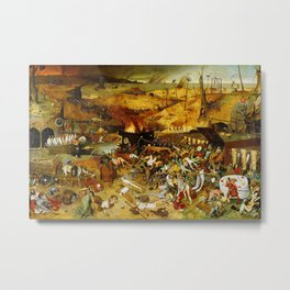 Vivid Retro - The Triumph of Death Metal Print