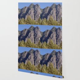 Wonderful Mountains Wallpaper