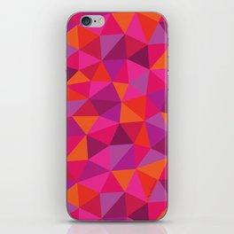 Prismatic Pattern iPhone Skin