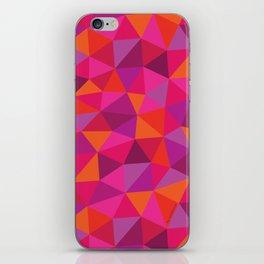 Prismatic Pattern iPhone Skin