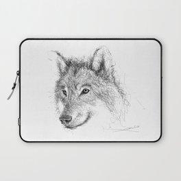 Wild Wolf Laptop Sleeve