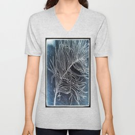 Palm Leaf Earth Day and Easter Unisex V-Neck