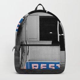 Toms Diner NYC Backpack