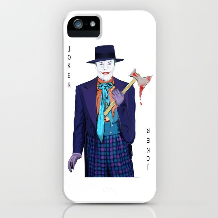 Jack the Joker iPhone Case
