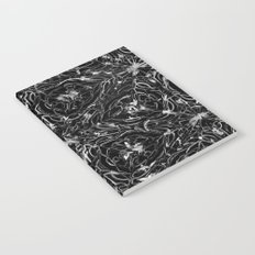 Black and white astral paint 5020 Notebook