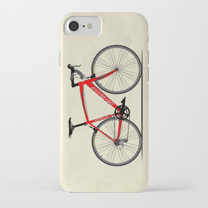 specialized racing road bike bicycleroad cycling iphone case
