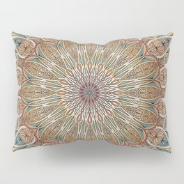 Gentle Touch Mandala Art Pillow Sham