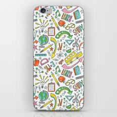 School Is Cool iPhone & iPod Skin