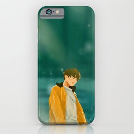 Euphoria Jungkook iPhone Case