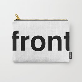 front Carry-All Pouch