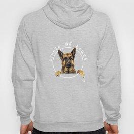Circle of trust - German Shepherd Hoody
