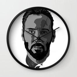 John Wick (Keanu Reeves) Wall Clock