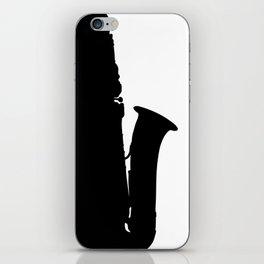 Saxophone iPhone Skin