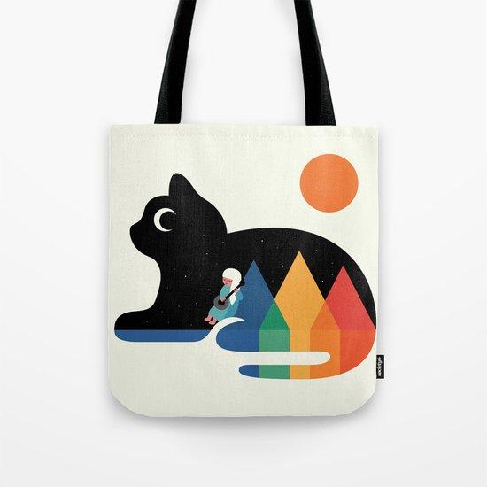 Moonlight Serenade Tote Bag