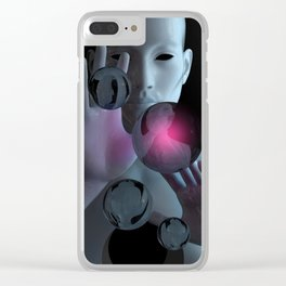ORACLE Clear iPhone Case