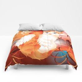 virgo ZodiaCat Comforters