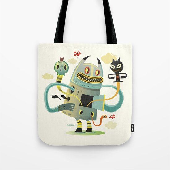 Promenade (without background) Tote Bag