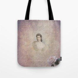 Empress Elisabeth of Austria Tote Bag
