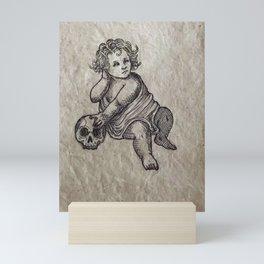 The Cherub Mini Art Print