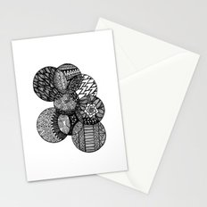Sharpie Circles Stationery Cards
