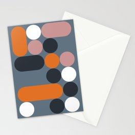Domino 06 Stationery Cards