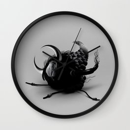 INSECT_2 Wall Clock