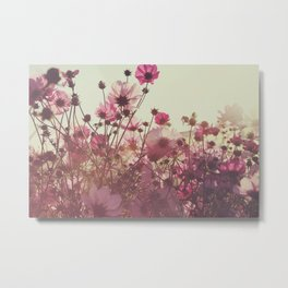 October Blooming 01 Metal Print