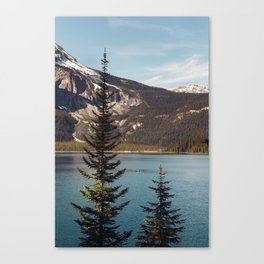 We are just so small Canvas Print