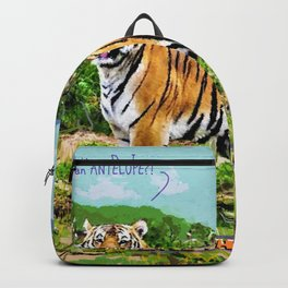 Save the Catcats Backpack