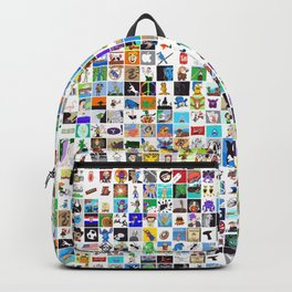 DrawSomethings 333 Backpack