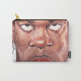 Busta Rhymes Caricature Carry-All Pouch
