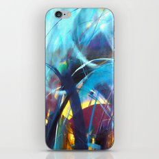 Tsunami II iPhone & iPod Skin