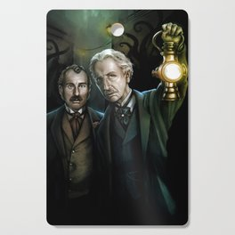 Jago and Litefoot Cutting Board