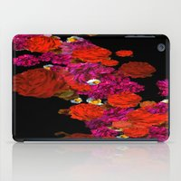 roses iPad Cases featuring roses by Marcella Wylie