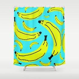 Banana Ramama Shower Curtain