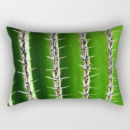 The Lone Cactus Rectangular Pillow