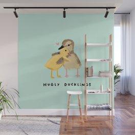 Hugly Ducklings Wall Mural
