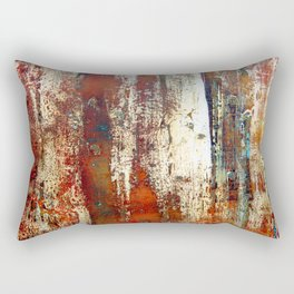 Rusty Rectangular Pillow