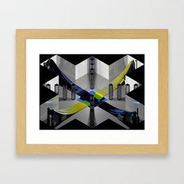 LVL 01 Framed Art Print