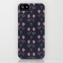 Henrietta Pattern iPhone Case