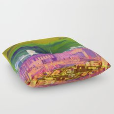 New York City | Project L0̷SS   Floor Pillow