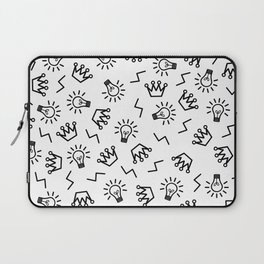 The Brightest Witch, the Chosen One, the King Laptop Sleeve