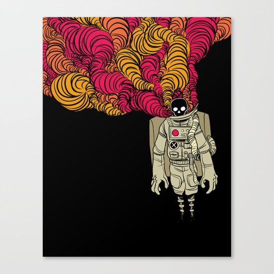cosmorot Canvas Print