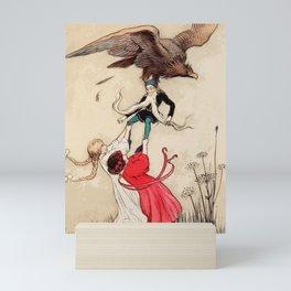 RETRO FAIRYTALES 3 Mini Art Print