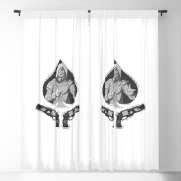 082 Cayde-6 Blackout Curtain