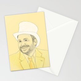 Day Man Stationery Cards