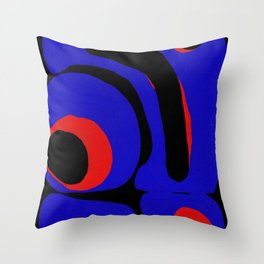 Onlookers Throw Pillow